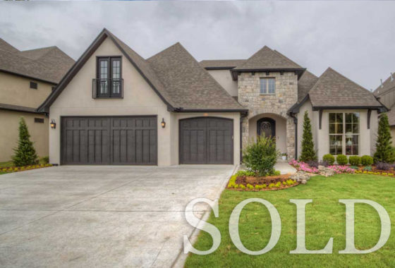 Tulsa New Construction Home - Sold