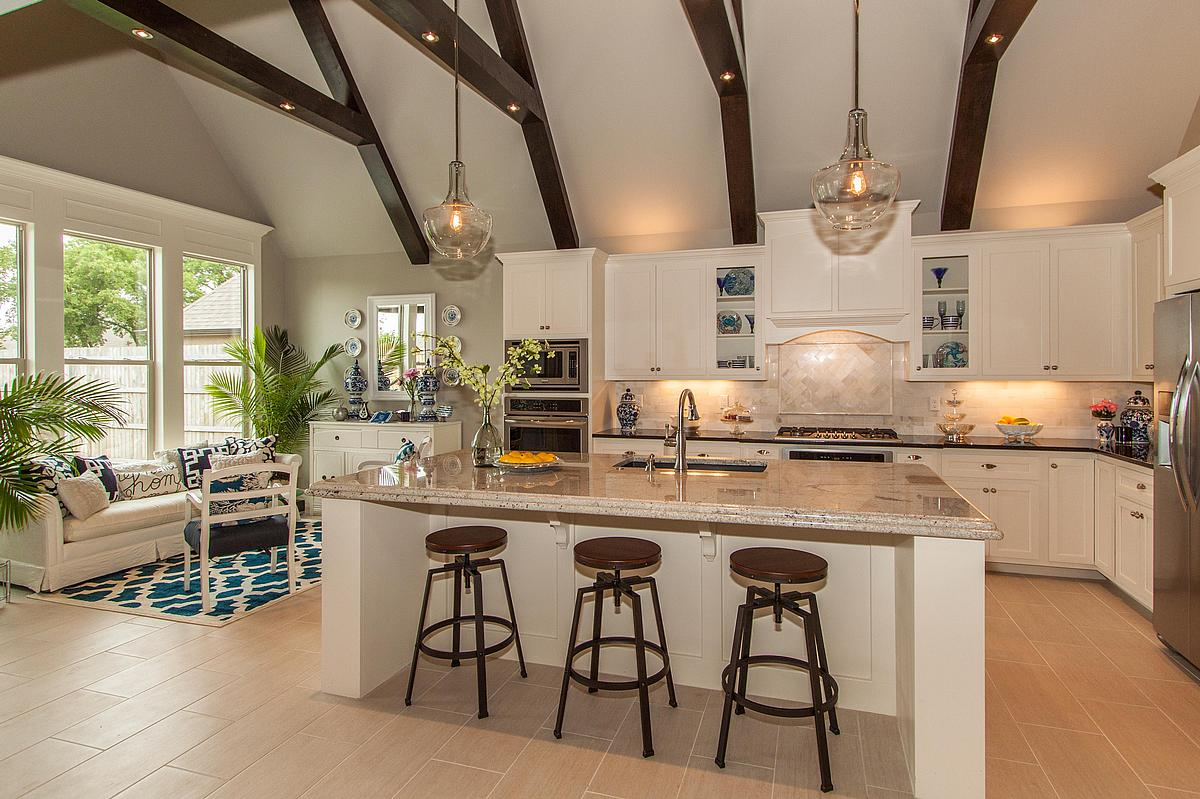 Kitchen Tulsa Kitchens Southern Homes Award Winning Tulsa Custom Home Builder