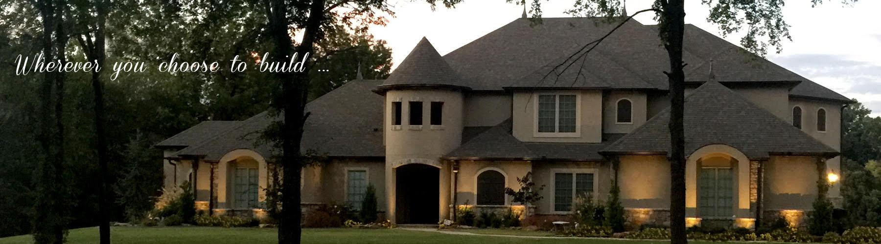 Custom homes southern homes award winning tulsa custom for Build on your lot oklahoma