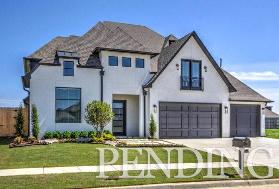 New Custom Built Home Tulsa - Pending Sale