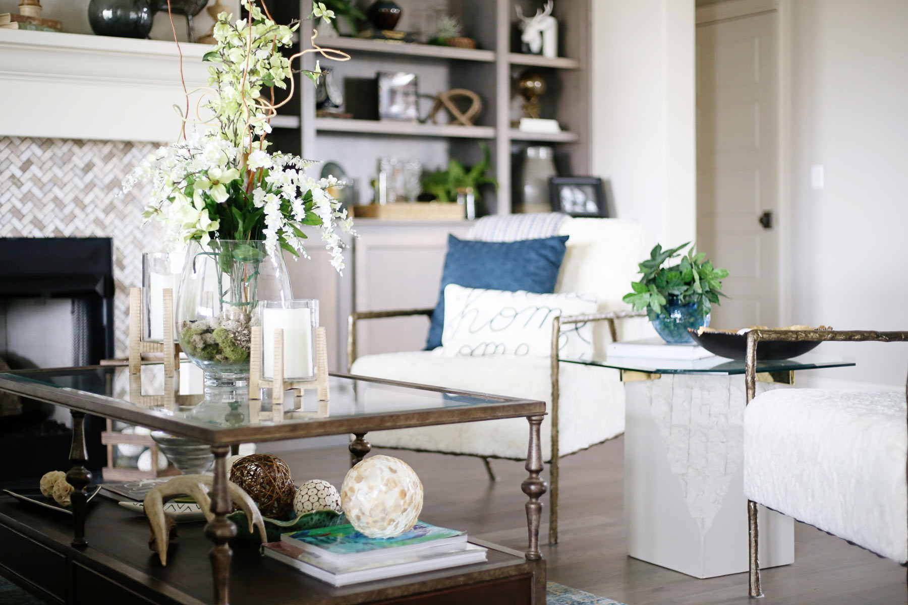 Living Rooms - Southern Homes | Award Winning Tulsa Custom Home Builder