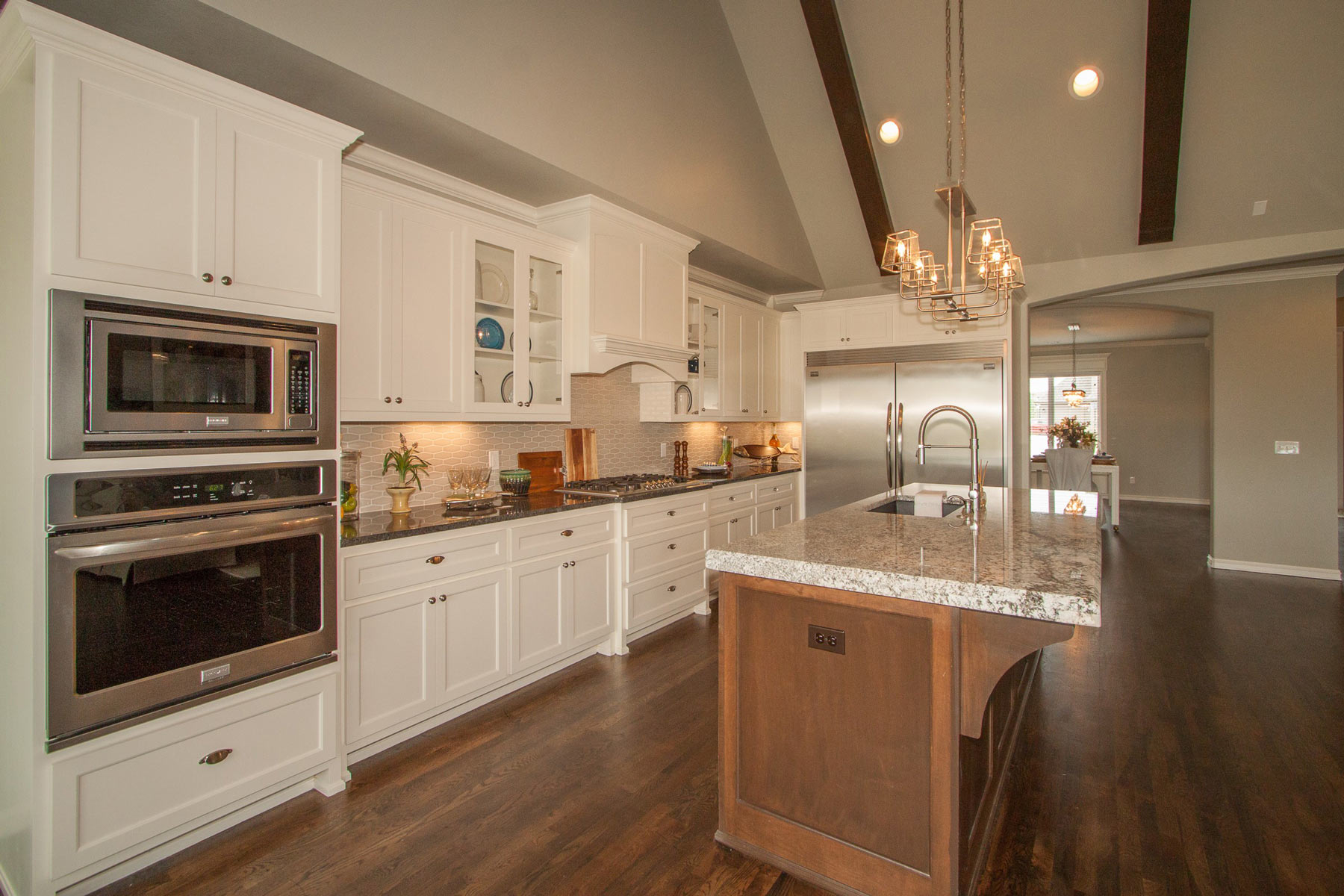 Kitchens - Southern Homes   Award Winning Tulsa Custom ...